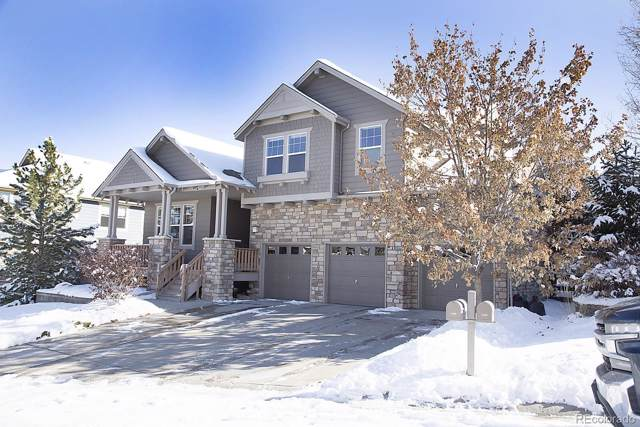 1468 Black Pine Court, Castle Rock, CO 80104 (MLS #3866530) :: 8z Real Estate