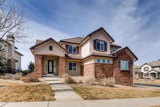 7491 S Coolidge Way, Aurora, CO 80016 (#3867374) :: The Peak Properties Group