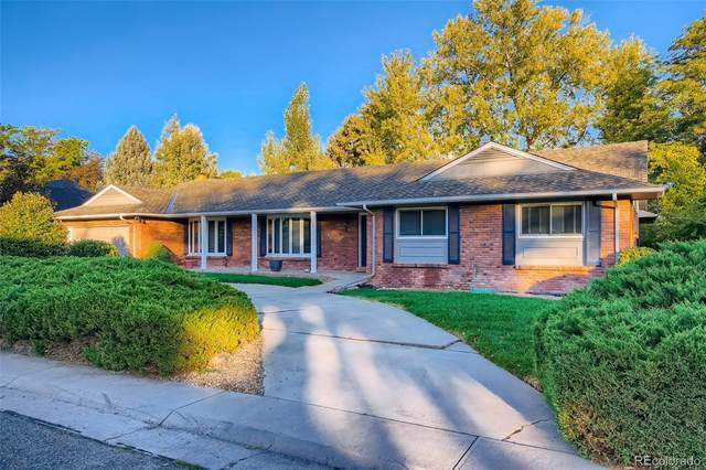 3981 S Hillcrest Drive, Denver, CO 80237 (#3867869) :: Symbio Denver