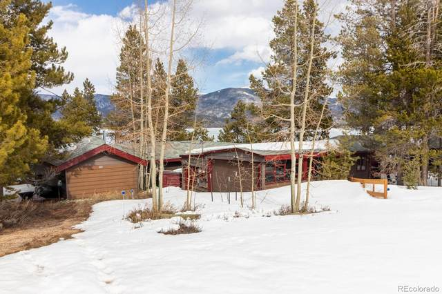 120 Gcr 6005, Granby, CO 80446 (#3867883) :: The Peak Properties Group