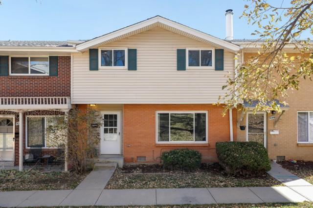 9046 E Lehigh Avenue, Denver, CO 80237 (#3867914) :: Wisdom Real Estate