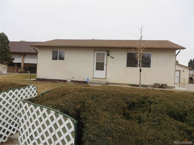 608 Hewitt Street, Pueblo, CO 81005 (#3868128) :: The Harling Team @ Homesmart Realty Group