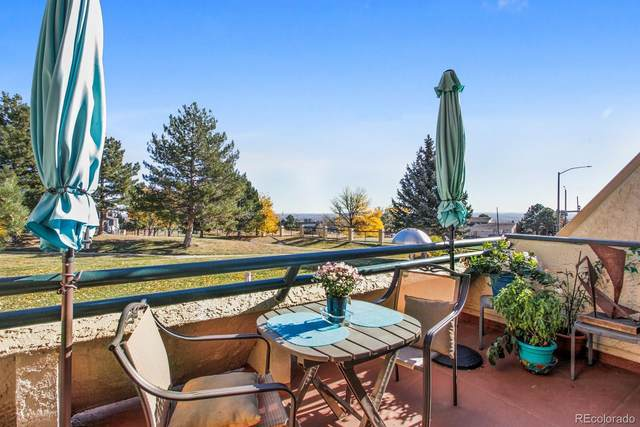 13347 W Alameda Parkway #104, Lakewood, CO 80228 (#3868368) :: Compass Colorado Realty