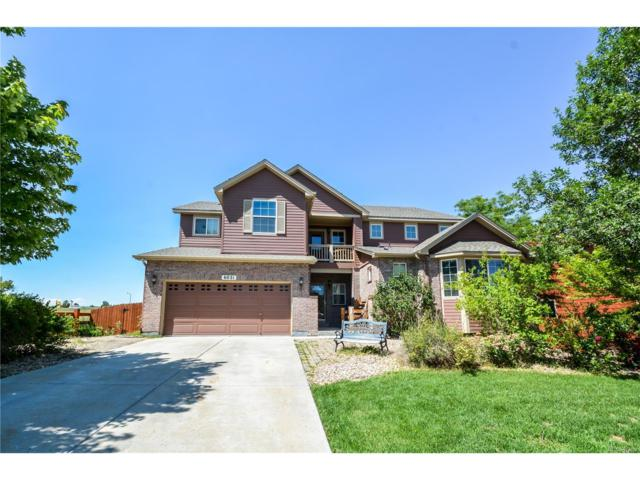 6021 E 135th Place, Thornton, CO 80602 (MLS #3869057) :: 8z Real Estate