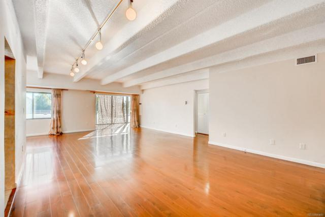 7877 E Mississippi Avenue #102, Denver, CO 80247 (#3869243) :: 5281 Exclusive Homes Realty