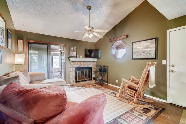 4681 S Decatur Street #327, Englewood, CO 80110 (MLS #3869306) :: 8z Real Estate