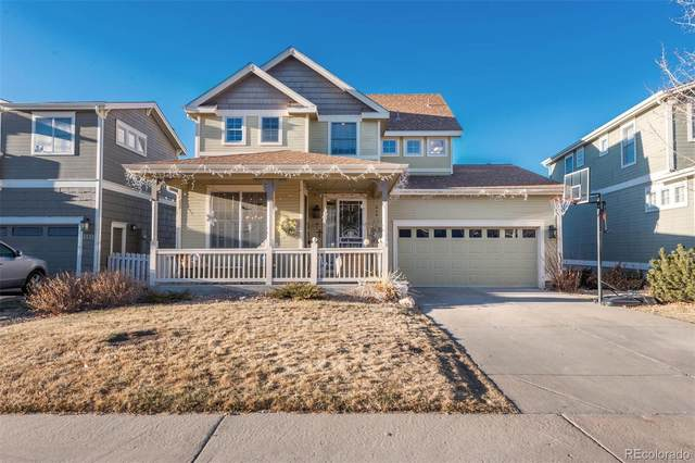 4347 Timber Hollow Loop, Castle Rock, CO 80109 (MLS #3869601) :: 8z Real Estate