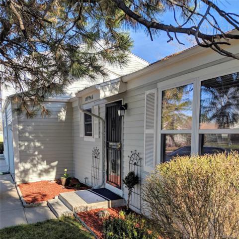 15994 E Rice Place A, Aurora, CO 80015 (MLS #3869809) :: 8z Real Estate