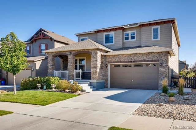 14896 Rider Place, Parker, CO 80134 (#3870316) :: The DeGrood Team