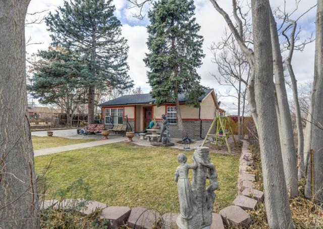 5857 Magnolia Street, Commerce City, CO 80022 (#3870533) :: The Peak Properties Group