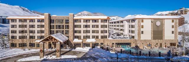6 Emmons Road #181, Mt Crested Butte, CO 81225 (#3870636) :: Re/Max Structure