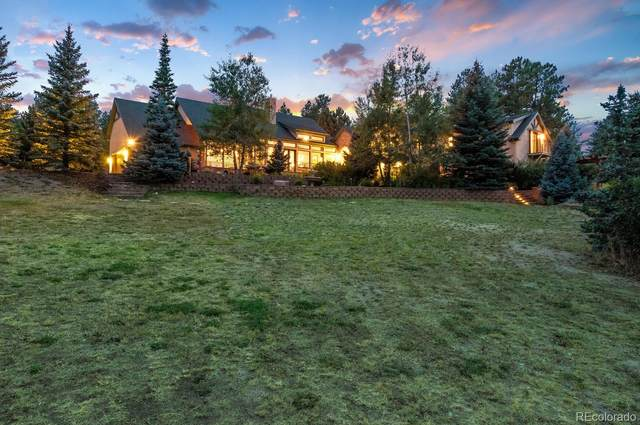 6405 Meadowbrook Lane, Sedalia, CO 80135 (MLS #3870913) :: 8z Real Estate