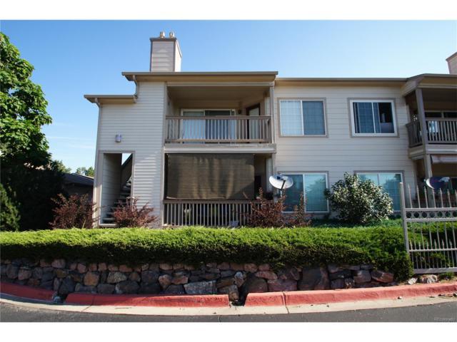 5425 S Dover Street #103, Littleton, CO 80123 (MLS #3871017) :: 8z Real Estate