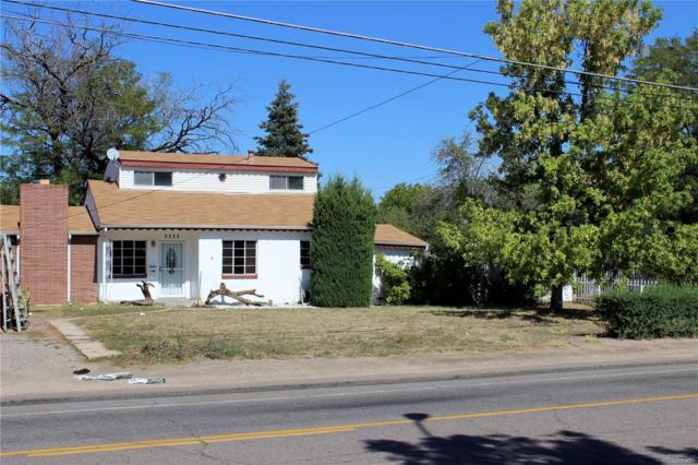 3333 W Florida Avenue, Denver, CO 80219 (#3871102) :: Wisdom Real Estate