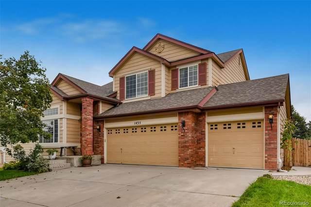 1435 Mallard Drive, Johnstown, CO 80534 (MLS #3871496) :: Bliss Realty Group