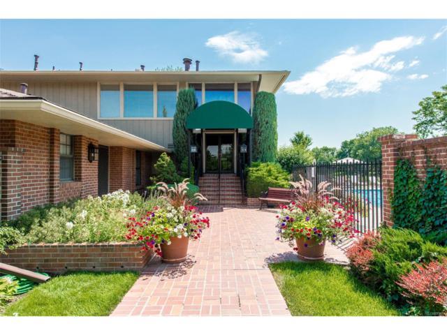 2800 S University Boulevard #20, Denver, CO 80210 (MLS #3871864) :: 8z Real Estate