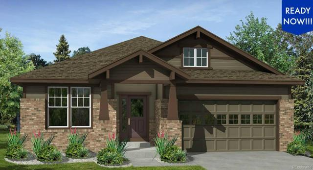 7926 S Grand Baker Way, Aurora, CO 80016 (#3872441) :: The Heyl Group at Keller Williams