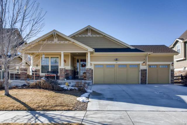 141 N Elk Court, Aurora, CO 80018 (MLS #3872518) :: 8z Real Estate