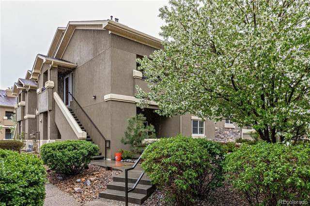 4505 Copeland Loop #202, Highlands Ranch, CO 80126 (#3872629) :: Chateaux Realty Group