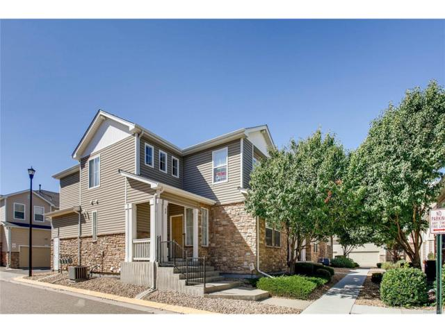 9758 Laredo Street 6D, Commerce City, CO 80022 (#3872912) :: The Peak Properties Group