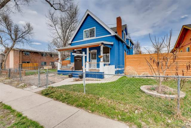 1620 Chester Street, Aurora, CO 80010 (#3873442) :: Mile High Luxury Real Estate