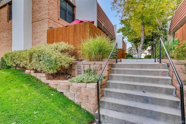2885 S Locust Street, Denver, CO 80222 (#3873515) :: Compass Colorado Realty
