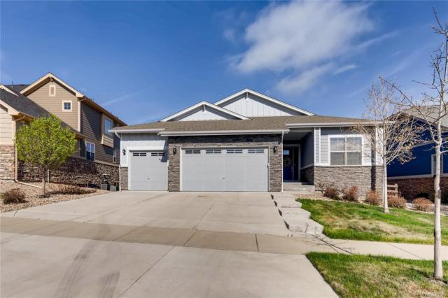6941 S Robertsdale Court, Aurora, CO 80016 (#3873704) :: The Healey Group