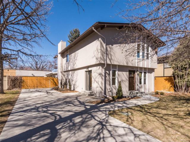 775 Pontiac Street, Denver, CO 80220 (#3874164) :: The HomeSmiths Team - Keller Williams