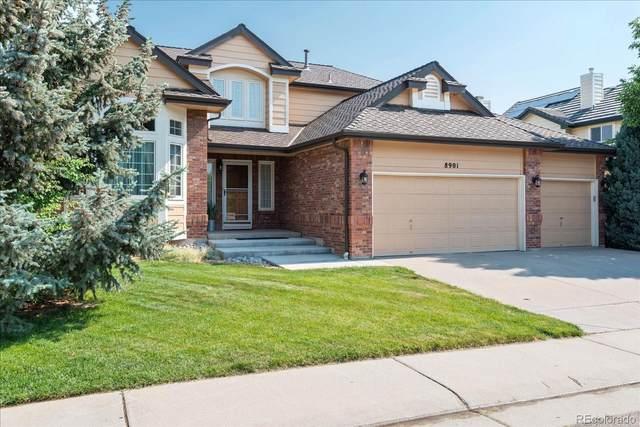 8901 Forrest Drive, Highlands Ranch, CO 80126 (#3874383) :: Portenga Properties