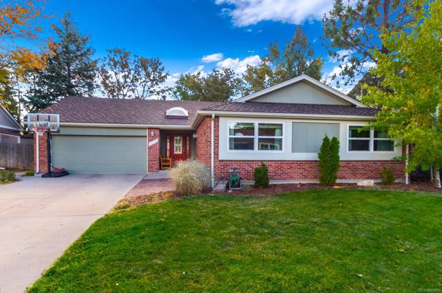 2082 S Holland Street, Lakewood, CO 80227 (#3874395) :: Compass Colorado Realty