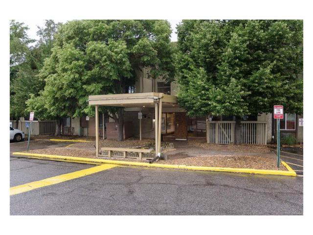 1302 S Parker Road #123, Denver, CO 80231 (MLS #3874719) :: 8z Real Estate