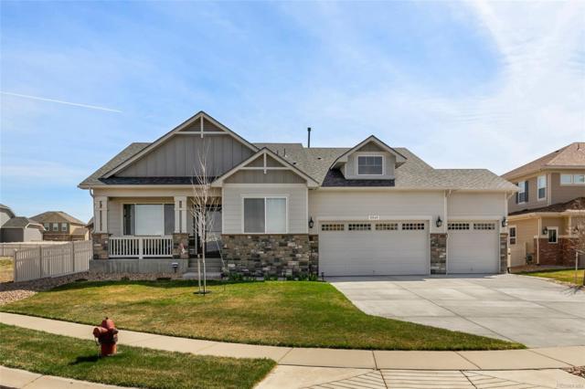 8868 Peakview Avenue, Firestone, CO 80504 (#3875225) :: Compass Colorado Realty