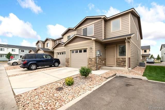 3145 Alybar Drive 16D, Wellington, CO 80549 (#3875612) :: Compass Colorado Realty
