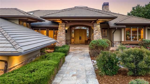 6466 Legend Ridge Trail, Niwot, CO 80503 (MLS #3875802) :: 8z Real Estate
