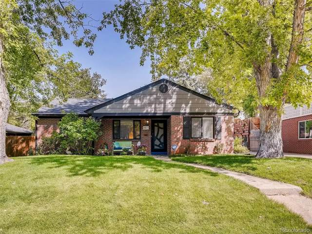 7015 E 11th Avenue, Denver, CO 80220 (#3875978) :: Chateaux Realty Group