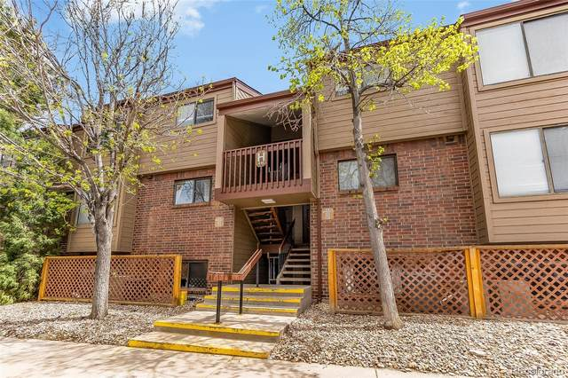 416 Wright Street #104, Lakewood, CO 80228 (#3876063) :: The DeGrood Team