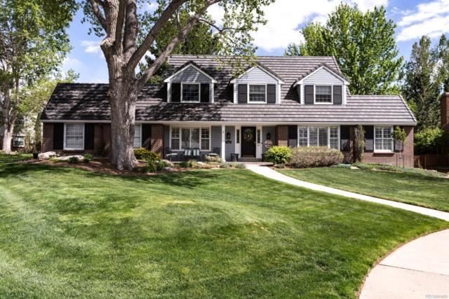 7152 E Hinsdale Place, Centennial, CO 80112 (MLS #3876780) :: 8z Real Estate