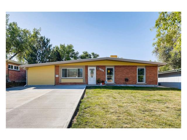 3838 Shaw Boulevard, Westminster, CO 80031 (#3877032) :: The Griffith Home Team