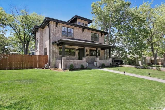 3325 S Cherry Street, Denver, CO 80222 (#3877058) :: Hudson Stonegate Team
