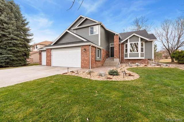 1307 Fairway Five Drive, Fort Collins, CO 80525 (MLS #3877437) :: 8z Real Estate