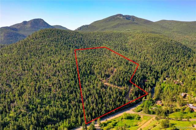 11002 Twin Spruce Road, Golden, CO 80403 (MLS #3877616) :: Bliss Realty Group