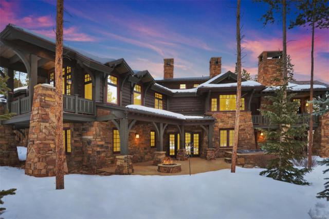 33 Iron Mask Road, Breckenridge, CO 80424 (MLS #3878195) :: 8z Real Estate