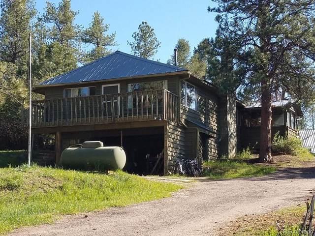 18077 Pine Street, Buffalo Creek, CO 80425 (#3878313) :: Wisdom Real Estate