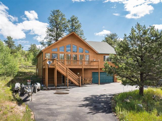 125 El Lobo Lane, Bailey, CO 80421 (MLS #3878399) :: 8z Real Estate