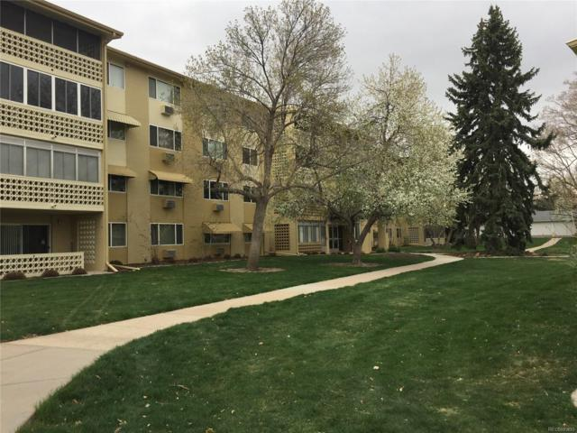 720 S Clinton Street 10C, Aurora, CO 80247 (#3878457) :: Colorado Team Real Estate