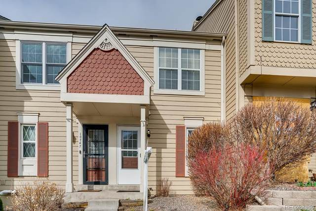 10745 Foxwood Court, Parker, CO 80138 (MLS #3878478) :: 8z Real Estate