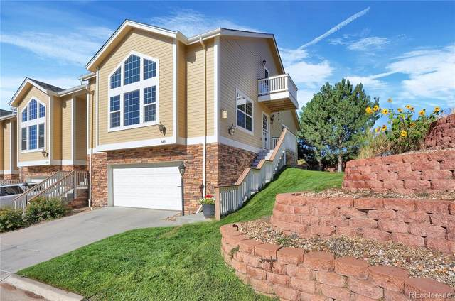 6831 W Yale Avenue, Lakewood, CO 80227 (#3878616) :: Colorado Home Finder Realty