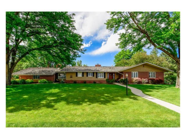 45 Fairway Lane, Littleton, CO 80123 (MLS #3878633) :: 8z Real Estate