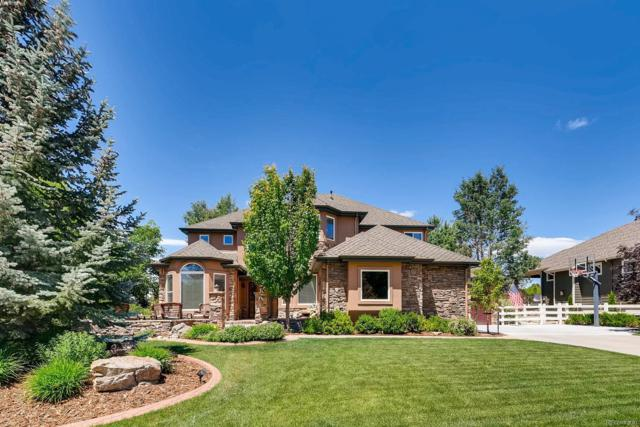 13851 Broadlands Lane, Broomfield, CO 80023 (#3878650) :: The Healey Group