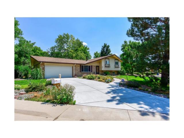 4436 E Hinsdale Place, Centennial, CO 80122 (MLS #3878926) :: 8z Real Estate